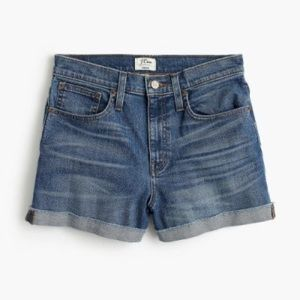 Jcrew cutoff denim shorts